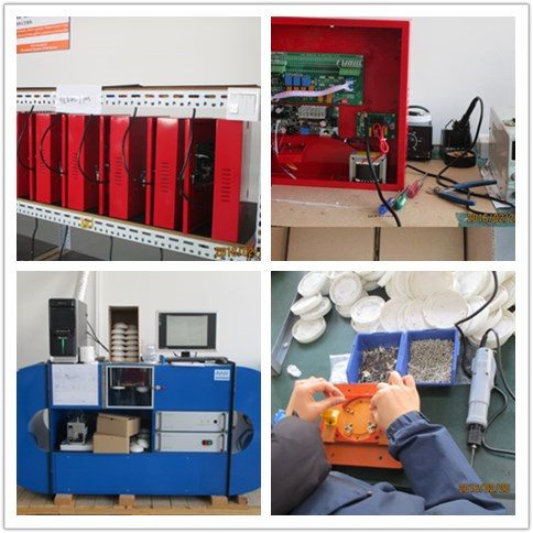 Best Price Fire alarming floor display / repeater of conventional system