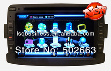 LSQ Star Renault Duster/ Dacia / Logan / Sandero Car Multimedia Gps,Radio,Bt,Ipod,Steering,3g,6cdc,Pip,Full Functions!