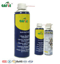 computer and keyboard aerosol spray air duster manufacture