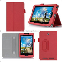 Stylish Stand Leather Case Cover For Acer Iconia Tab 7 A1-713 With Handstrap