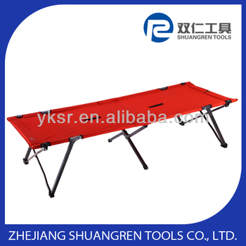 Army folding bed, portable folding bed, folding cot