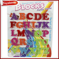Big magnetic fancy letters alphabet