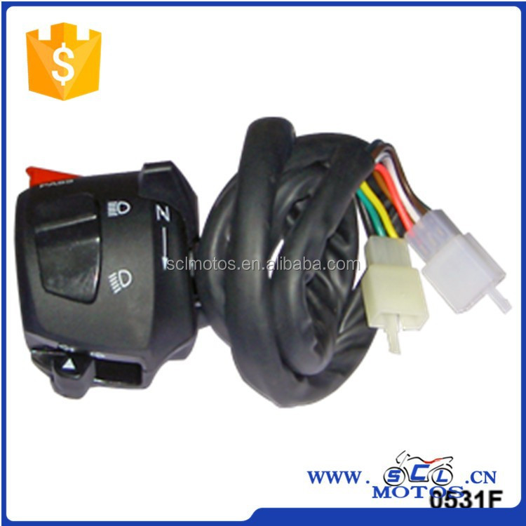 SCL-0531F Motorcycle Handle switch for Yamaha FZS 150cc ES