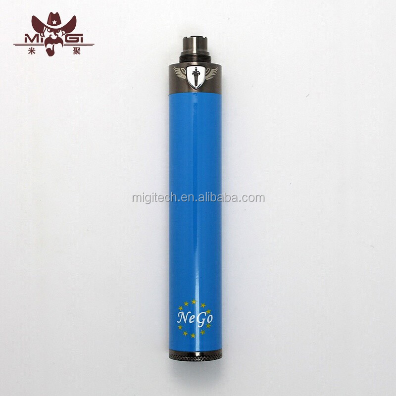 510 thread Nero vaporizer 2200mah Variable voltage 3.3v-4.8v