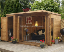 Cheap prefabricated wood frame house for sale