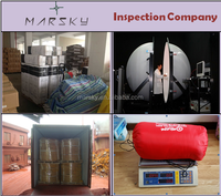 Home refrigerator/freezer/icebox production monitoring/final random inspection/container loading check