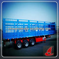 Storehouse cargo semi-trailer with DOT tires for sale