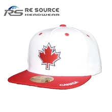 wholesale custom 5 panel fitted embroidered snapback hats caps