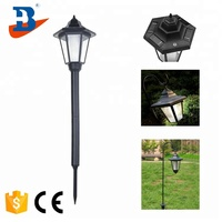 High quality new design waterproof solar light for garden