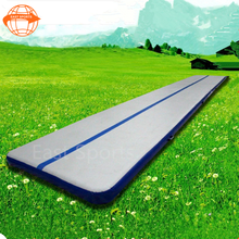 Hot sale dwf inflatable tumbling gym air track from korea