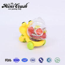 Auto jar Promotinal toys candy