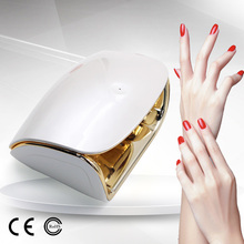 2017 nail polish and led dryer lamp uv gel machine with CE & ROHS