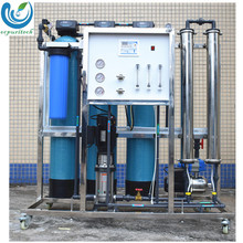 Water treament machine distilled water machine 750L/H water purifier machine/prices of water purifying machines