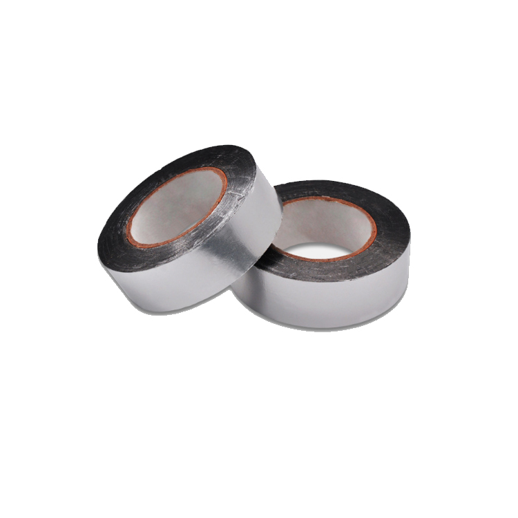 Waterproof <strong>0</strong>.8Mm Thick Refrigerator Adhes Aluminum Foil Tape