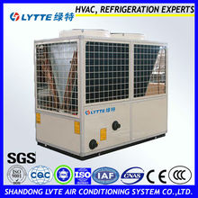 Low Noise Scroll Type Compressor Air Source Heat Pump with Heating and Cooling Function for Industrial Use