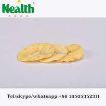 Dehydrated food nutritional value of dried apple chips