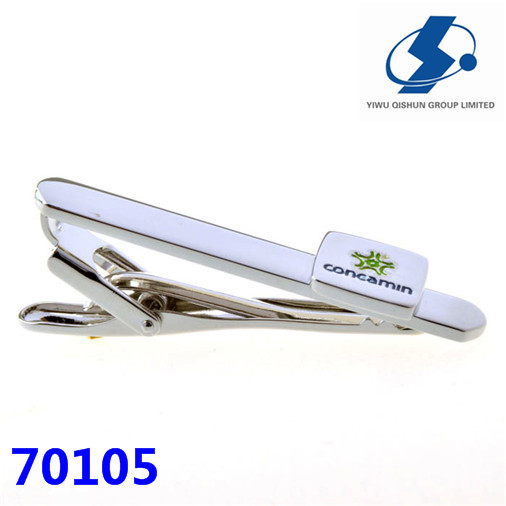 Alibaba China Novelty Custom Logo Multicolor Clips Cheap Tie Bar