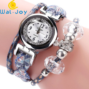 WJ-7487 Charming Top Popular Lighter Watches Spot Drill Case Bracelet Wristwatch Diamond Dress Band Watch For Women