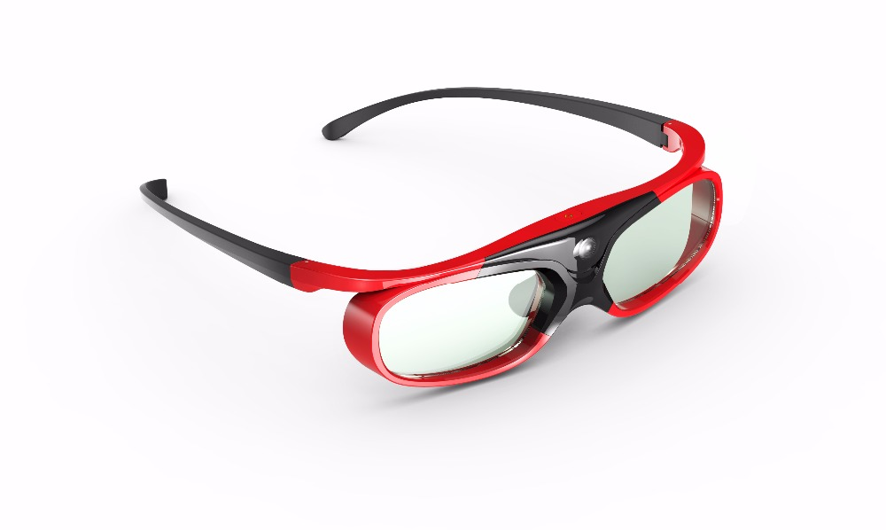 DLP link 3D active glasses
