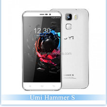Latest Umi Hammer S 2GB RAM 16GB ROM 5.5 Inch MTK6735 Quad Core Android 5.1 3200mAh 4G Mobile Phone With Fingerprint USB Type C