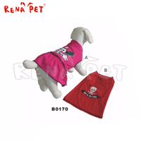 Cheap high quality fashionable best quality rena brand dog clothes winter