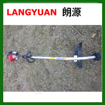 2 stroke hand grass cutter 52cc brush cutter for home use high quality