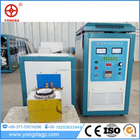 precious metal heating crucible 4-5kw 30 35kw small induction melting furnace for copper smelting