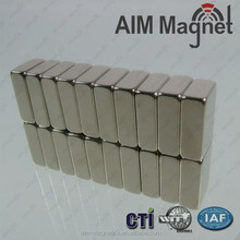 N52 high temperature neodymium magnet for water treatment