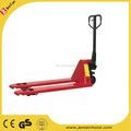 low -profile 2500kg hydraulic hand pallet truck with CE GS