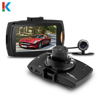 "2.8"" 1080p Tachograph Manual Car Camera HD DVR With Motion Detection Night Vision G-Sensor Car DVR Camera"