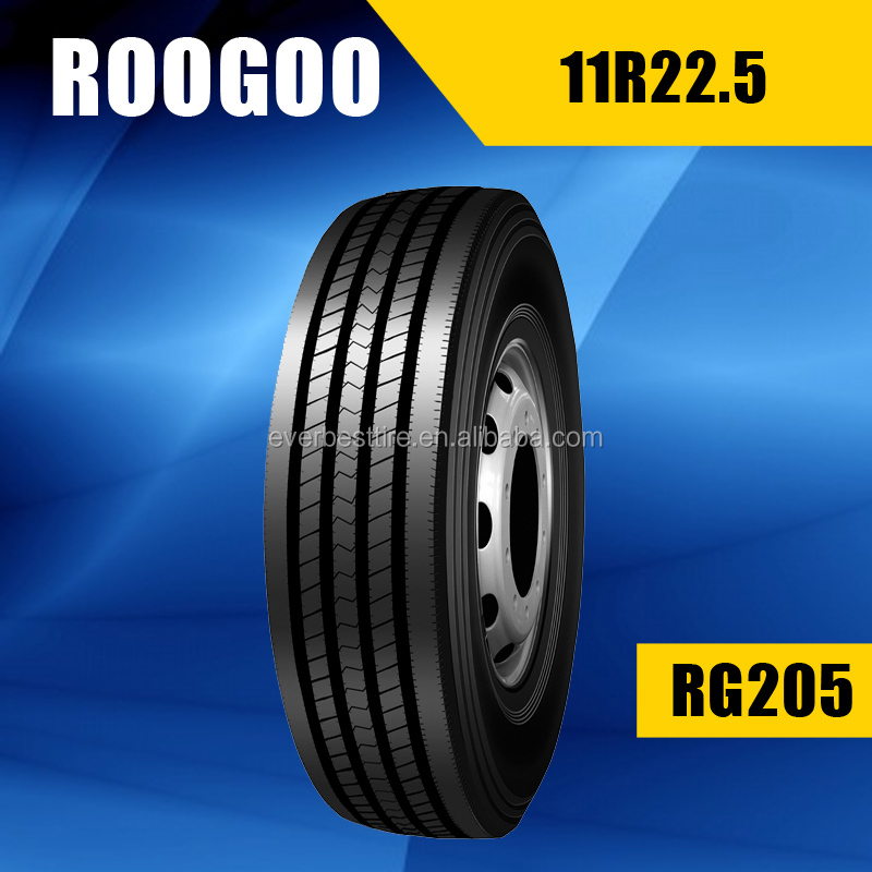11R22.5 tubeless tire llantas de china