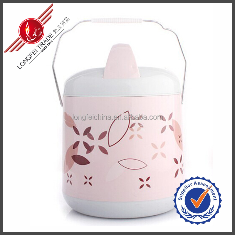 3.0L Kichen Applianes Stainless Steel Food Warmer Container For Health Food