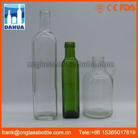 Production On Time Empty Glass oil diffuser bottles