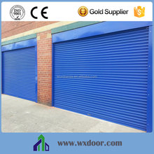 Roll top shutter gate door with the CE certificate