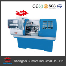 High speed cheaper price mini CNC lathe machine SP2115