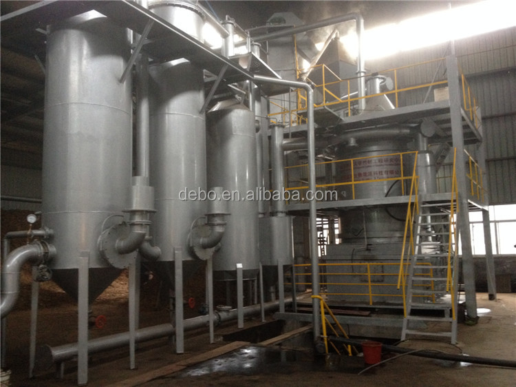 wood pellet gasification power plant biomass gasifier for power generator rice husk gasifier