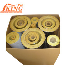 Fiber Glass Wool Tube Thermal Insulation Material For Container House