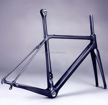 2017 New BSA/BB30/BB86/PF30 EPS mould carbon road bike frame,700C racing bicycle frame