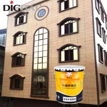 Building coating Usage exterior wall paint