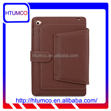Newly Protective Stand Cover PU Leather Case for Apple iPad mini 4