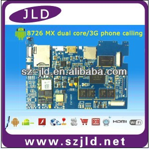New arrival 3G tablet pc motherboard for 9.7 inch tablet pc
