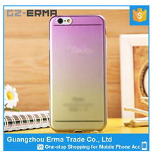 High Protective Cell Phone TPU Color Changing Phone Case for iPhone 5 5s