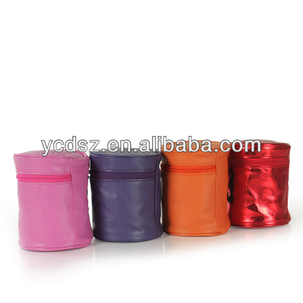 pvc leather cosmetic case
