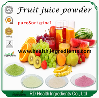 sweet peach powder drink mix