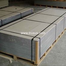 Exterior Wall Cladding Partition Floor Ceiling 6Mm Fiber Cement Board