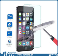 Mobile Phone Use Tempered Glass Screen Protector for iPhone 6