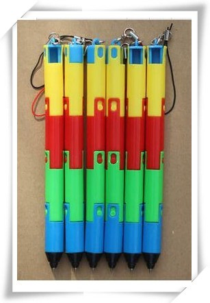Good quality ,Cheap price,Beautiful design Plastic Foldable ball pen