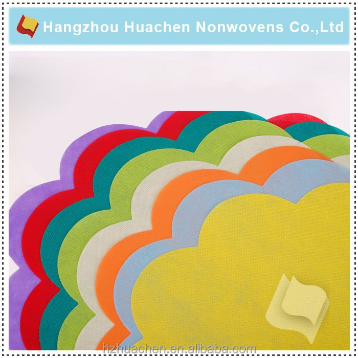 China Supplier Air Permeable Soft Non-woven Lamination Fabric