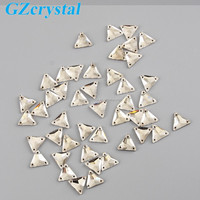 Fashion Crystal Stone Clothing Accessory Shoe