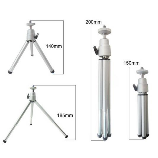 Hot Sale Extendable Mini Tripod for GoPros Hero3+/3/2/1